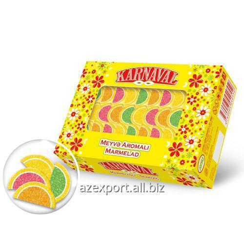 "Купить ""Karnaval"" фруктово мармелад 4 кг"