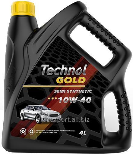 Купить Technol Gold 10w-40 - 4 litr