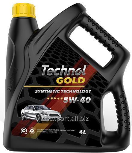 Купить Technol Gold 5w-40 - 4 litr