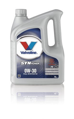 Купить Моторное масло для легковых автомобилей SynPower FE 0W-30