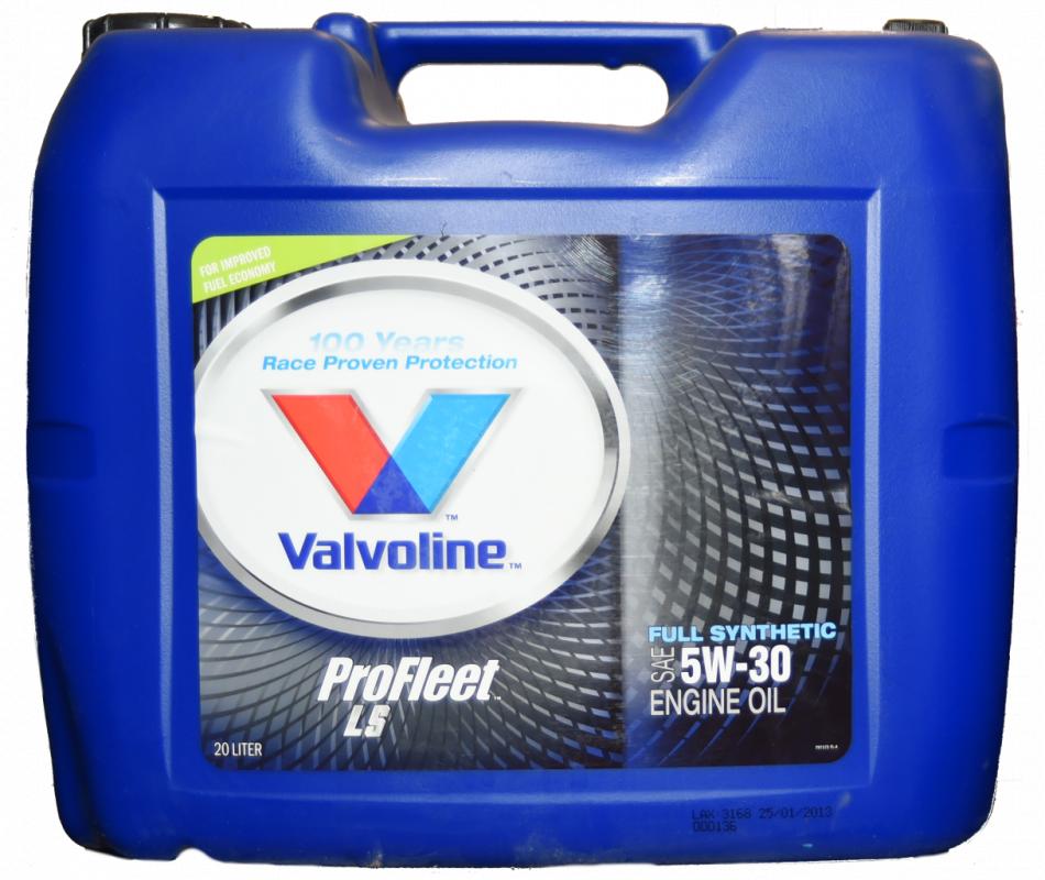 Купить Синтетическое моторное масло для грузовой техники ProFleet LA 5W-30