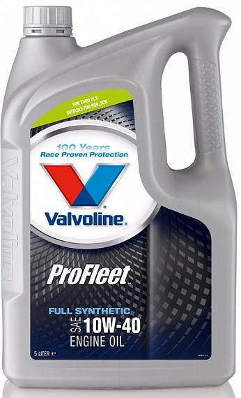 Купить Синтетическое моторное масло для грузовой техники ProFleet 10W-40