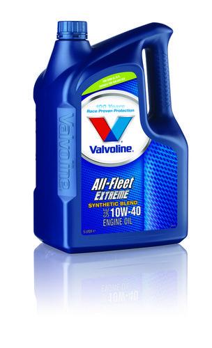 Купить Моторное масло для двигателей большой мощности All-Fleet Extreme 10W-40