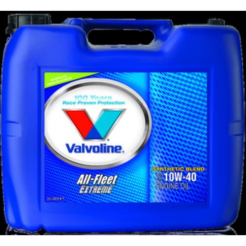 Купить Моторное масло для двигателей большой мощности All-Fleet Extreme LE 10W-40