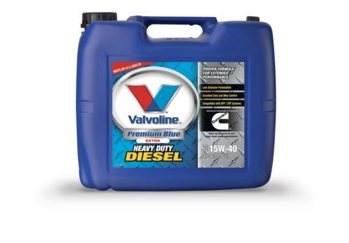 Купить Моторное масло для дизельных двигателей Premium Blue 8100 15W-40