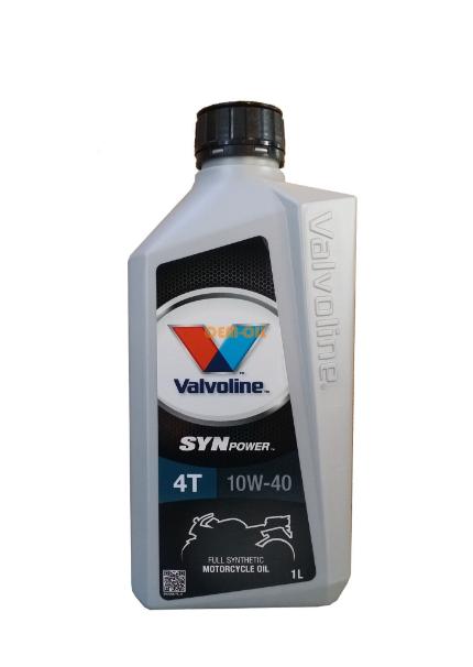 Купить Моторное масло для четырехтактных двигателей SynPower 4T 10W-30