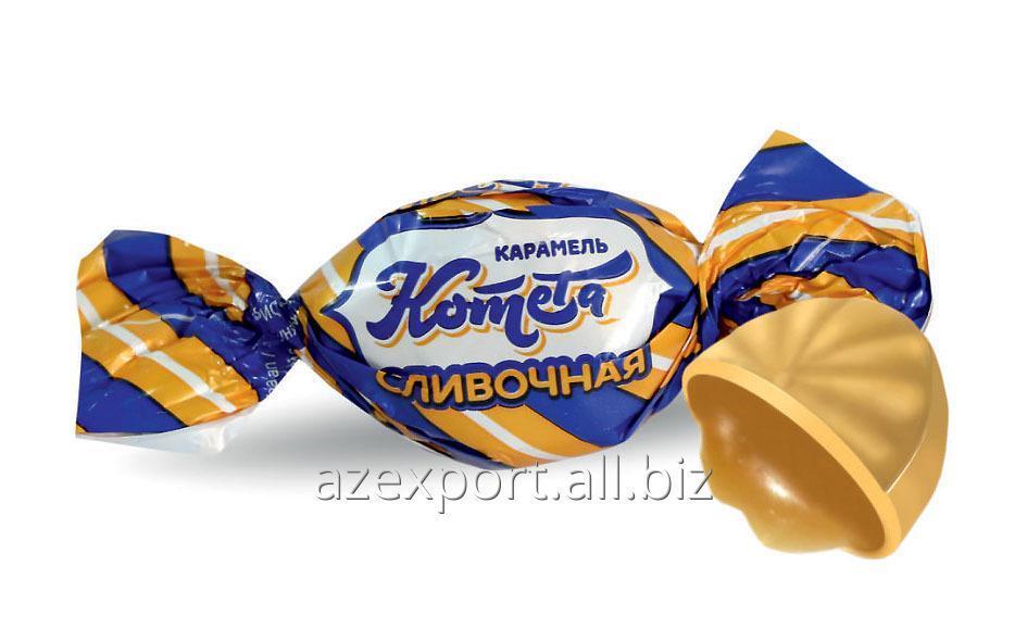 Купить Карамель Kometa сливочная