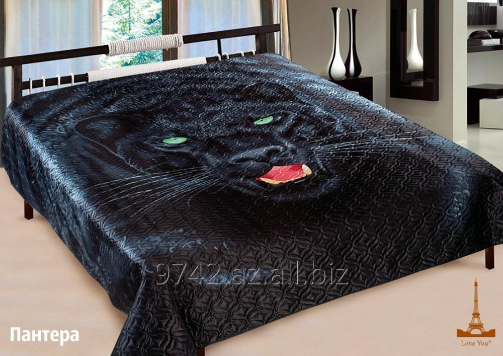"""Buy Bed linen covered """"marianna"""" LoveYou rayon a panther"""