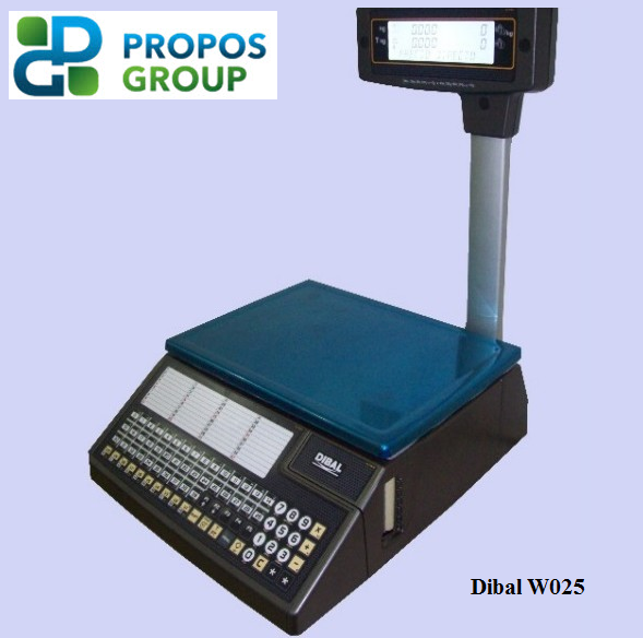Купить Tərəzi Dibal W025. 15kg