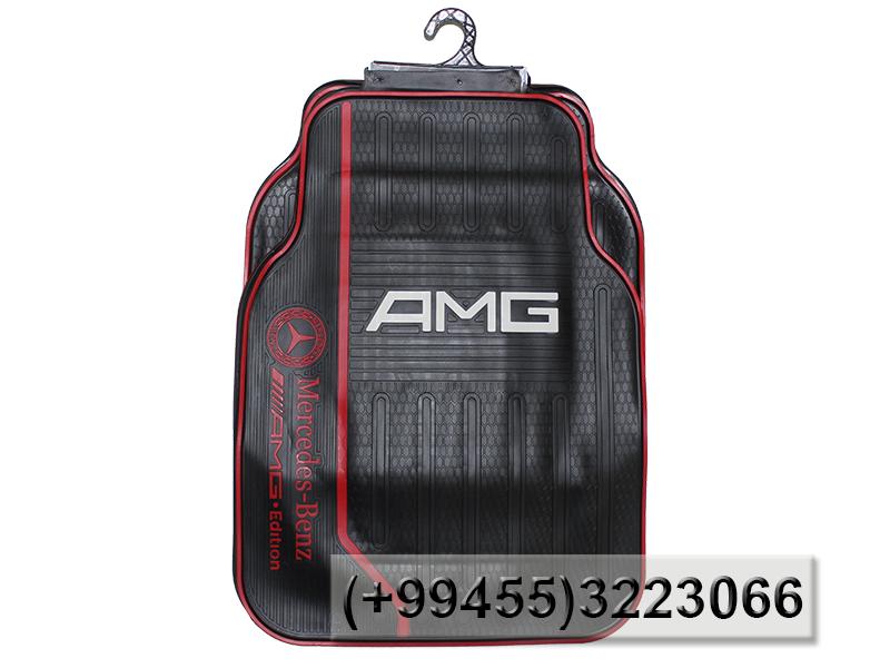 Купить Mercedes-Benz AMG üçün universal ayaqaltılar, Универсальные коврики для Mercedes-Benz AMG.