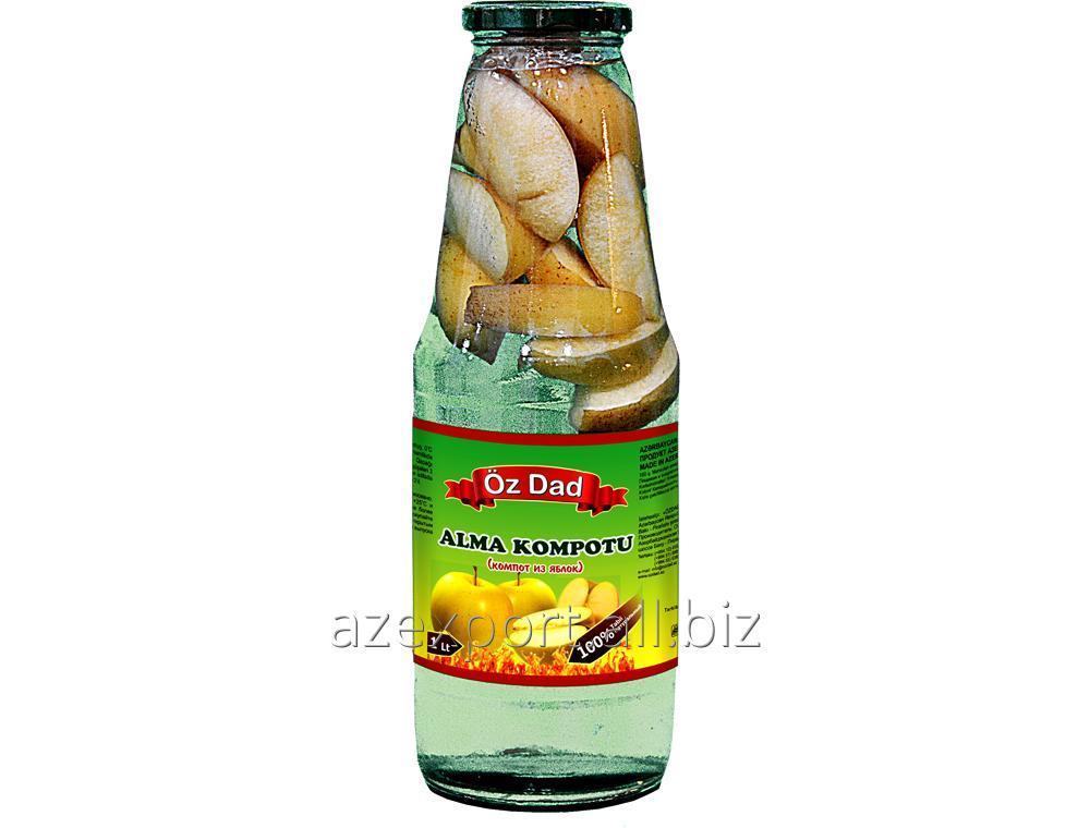"Buy Apples compote ""ÖZDAD"" 1 L"