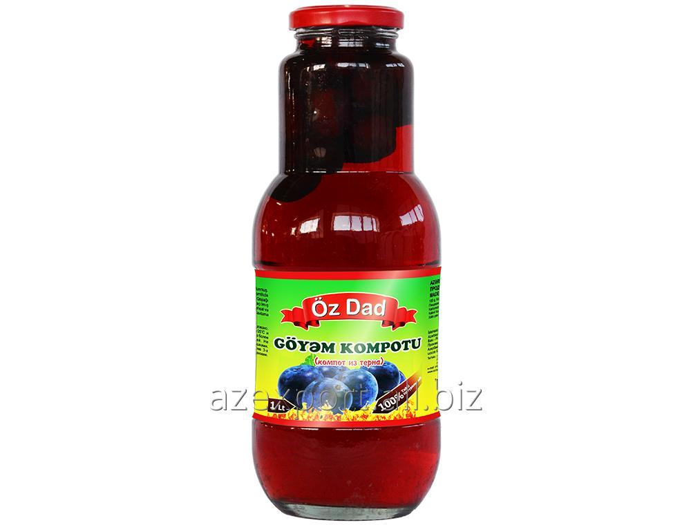 "Buy OZDAD"" COMPOTE FROM THE SLOE OF 1 LT"