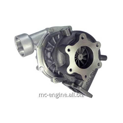 Buy Turbocompressor of Master Power MP370: MERCEDES-BENZ ACTROS \MTU GEN STE.