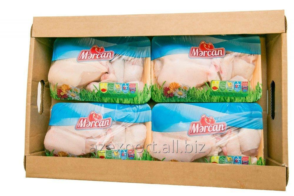 FROZEN WHOLE CHICKEN PARTS (IN A CONTAINER)