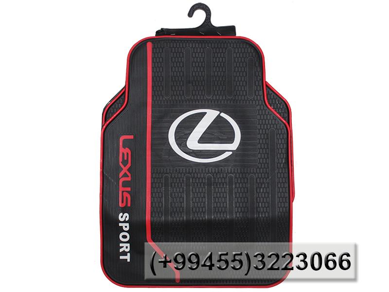 Купить Lexus üçün universal ayaqaltılar, Универсальные коврики для Lexus.