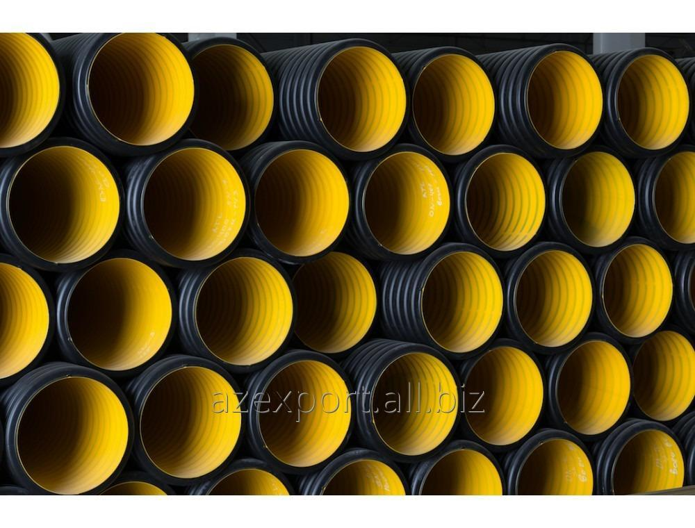 Купить Corrugated Sewerage Pipes