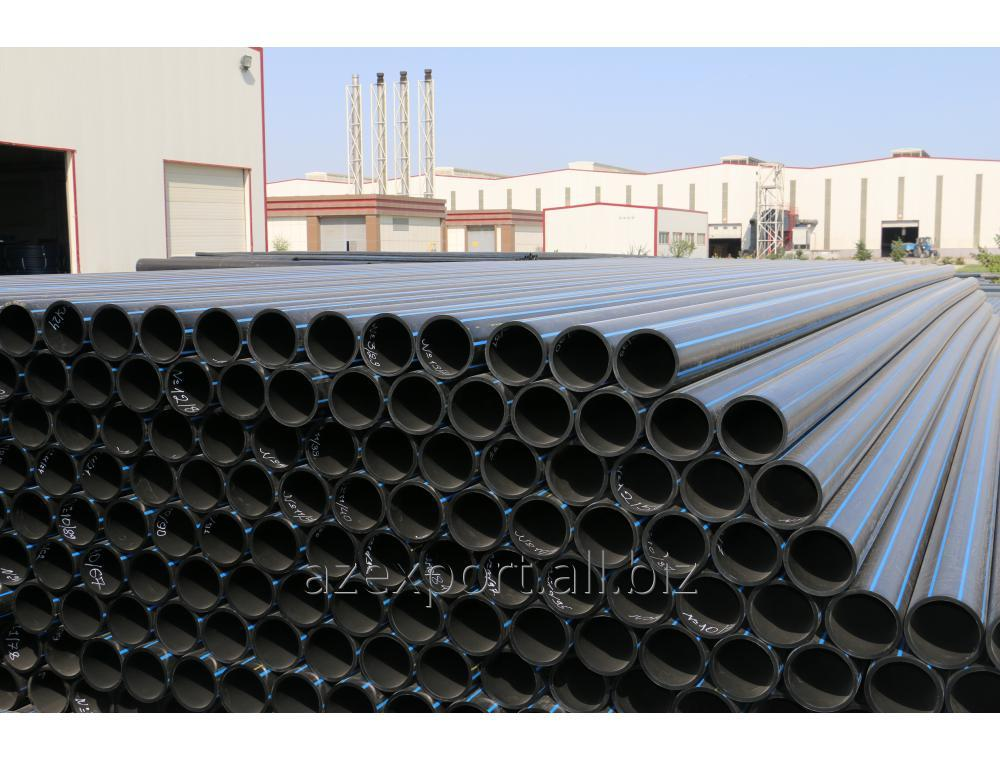 Купить HDPE Pressure Water and Gas Pipes