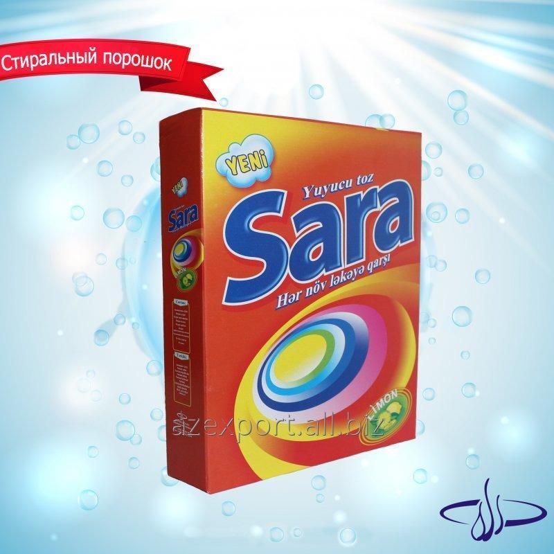 Купить Sara Стиральный порошок