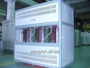 Купить Dry-type transformers 16- 2500 kVA 6(10) kV