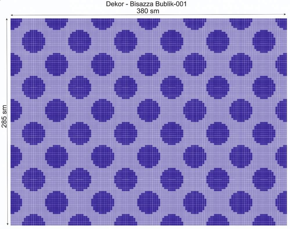 Купить Дизайнерский декор Dek-Bisaz-Bublik-001