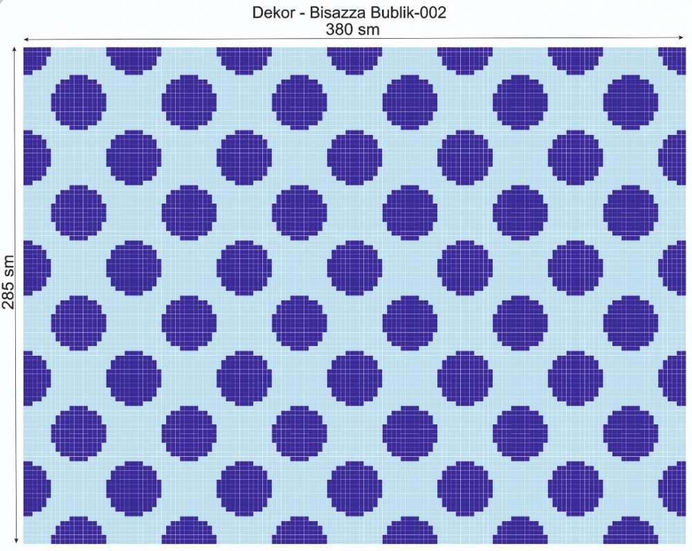 Купить Дизайнерский декор Dek-Bisaz-Bublik-002