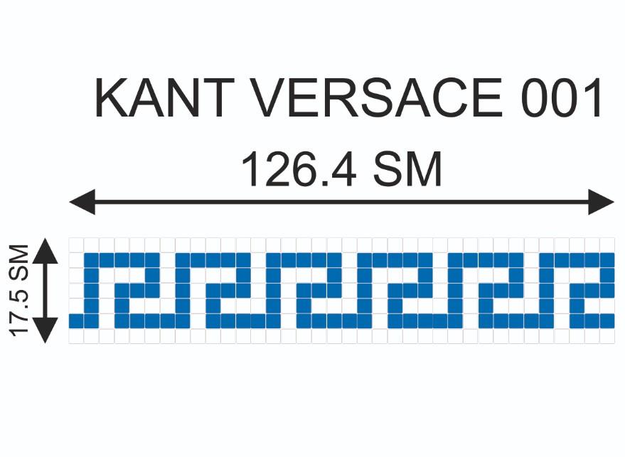 Купить Мозаичный кант Kant-Vesrsace-001