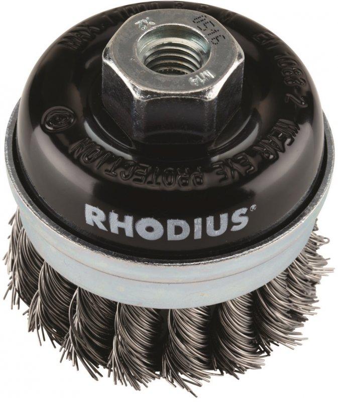 Купить Rhodius dəmir şotka 65x20xM14x2.0