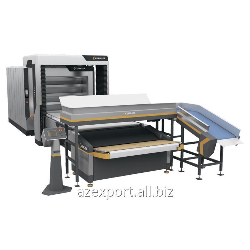 Купить Автоматическая подовая печь (робот) KUMKAYA