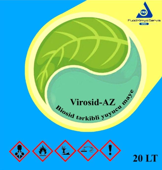 Virosid, dezinfeksiya vasitəsi