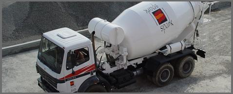 Buy Commodity concrete mix