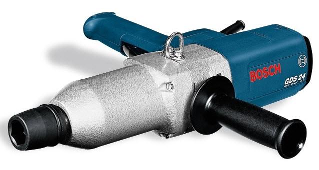 Импульсные гайковёрты GDS 18 E Professional