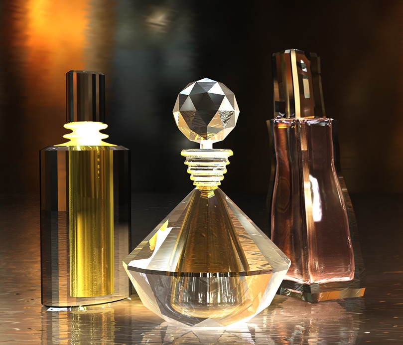 Buy Sale of man's and female perfumery.