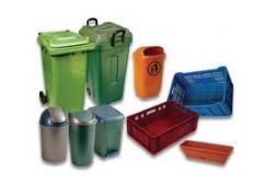 Предметы домашнего обихода из пластика