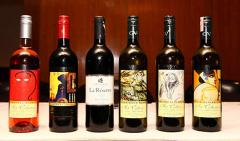 La producción de las clases de mesa de la vin
