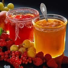 Meyve reçeli
