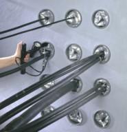 Надувная система герметизации кабельных каналов