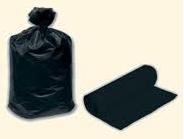 Мешки из полиэтилена, пластиков, резины