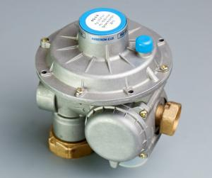 Gas pressure regulators in Bak
