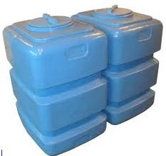 Баки пластиковые