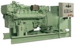 Дизель-генераторы