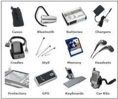 Accessories to phones