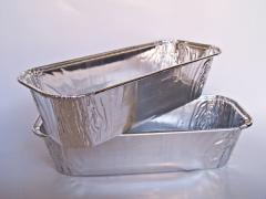 Упаковка алюминиевая