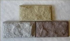 Плитки каменного литья