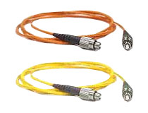 Волоконно-оптические соединительные шнуры (вилки)