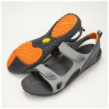 Les sandales pour hommes