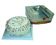 Торт Жемчужина Масса 800 г
