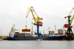 Краны портовые портальные