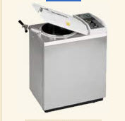Autoclaves with electromagnetic managemen