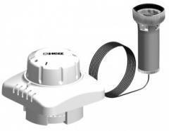 Головка термостатическая ГЕРЦ с дистанционным