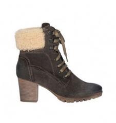 Обувь зимняя для женщины.